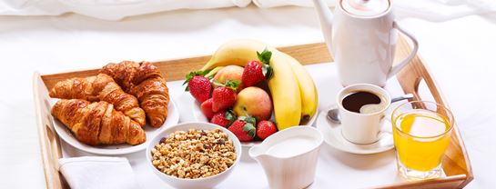 Bakken Overnatning Bed Breakfast Morgenmad