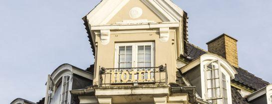 Bakken Overnatning Hotel Postgaarden Lyngby