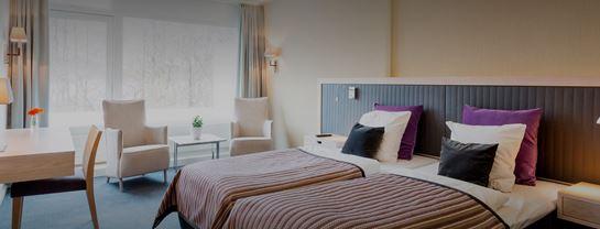 Bakken Overnatning Frederiksdal Sinatur Hotel