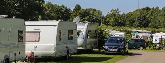 Bakken Overnatning DCU Camping Nærum