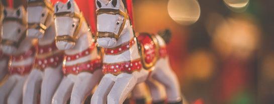 Jul Julestemning Julepynt Julemarked Bakken