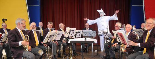 Bakken Underholdning TRUT Brass Band 1