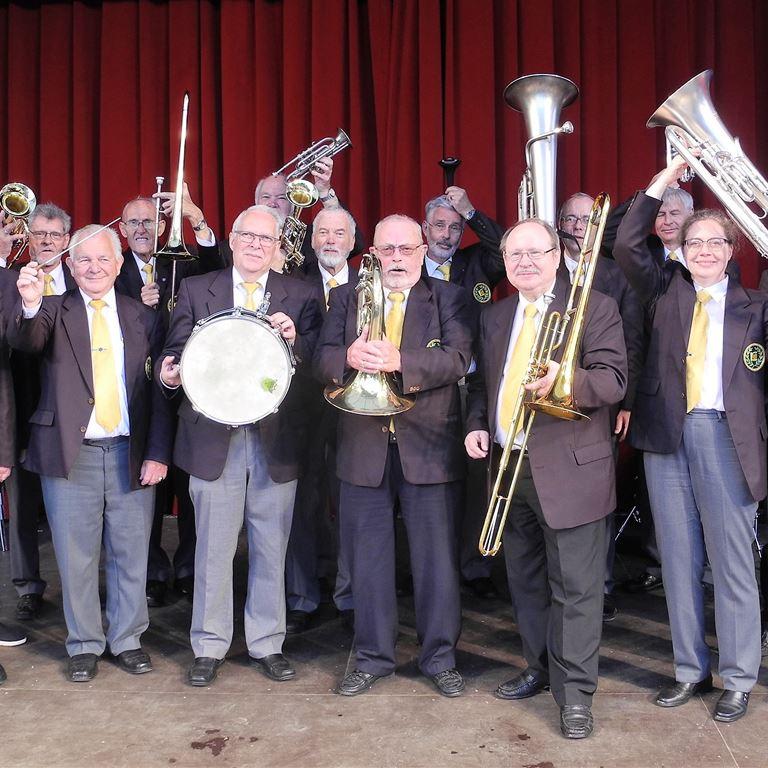 Et af Danmarks ældste Brass Bands optræder på Bakken!