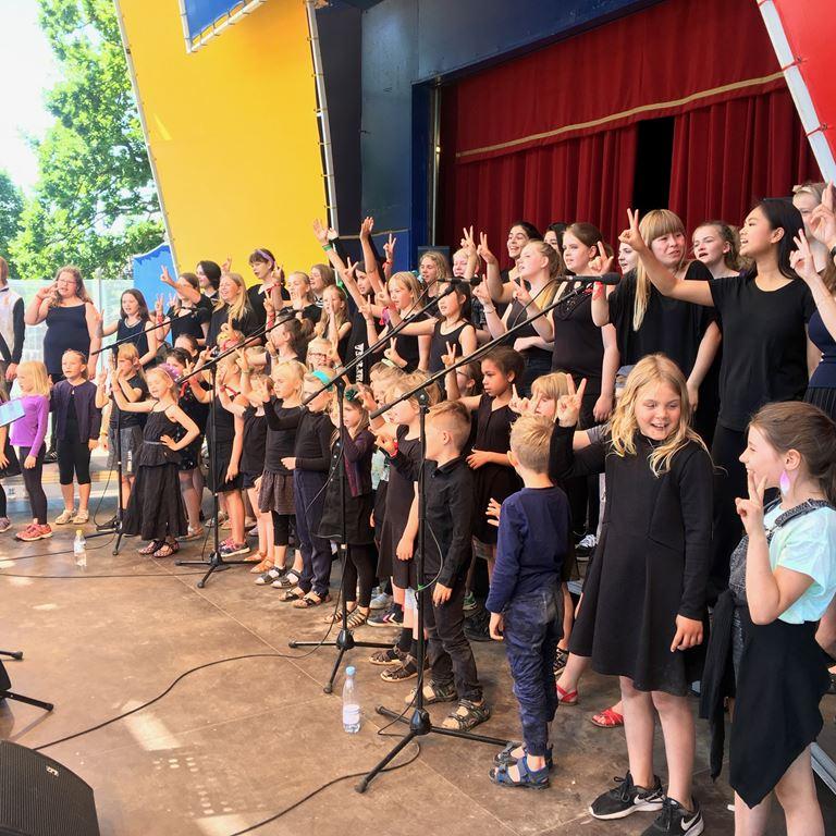 Gospelfestival på Bakken - 2 dage fyldt med himmelsk musik!