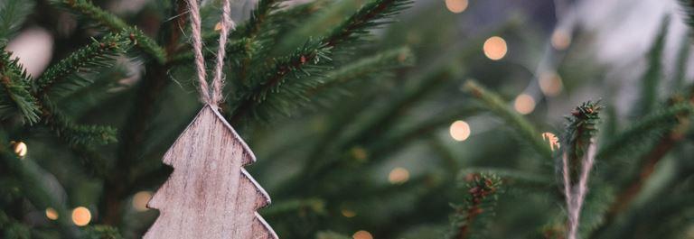 Bakken Julemarked Grantrae Julepynt