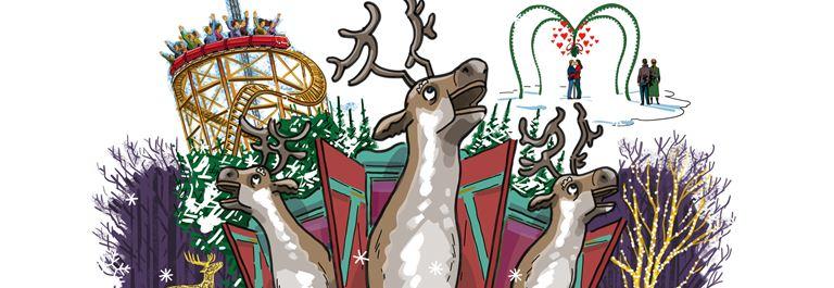 Jul på Bakken!