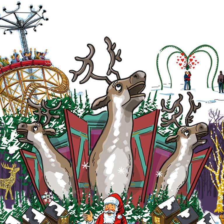 Jul på Bakken - Största nyheten i 435 år