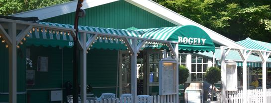 Boegely Restaurant Facade Bakken