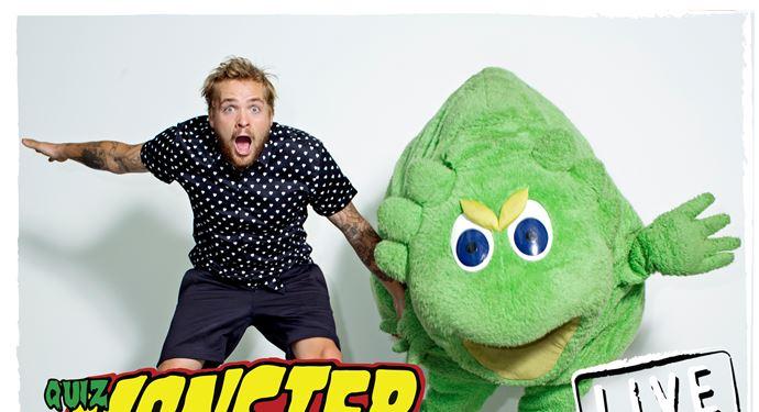 Monster Joakim FerieFest Boerneunderholdning