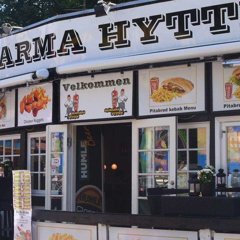 Restaurant Shawarma Hytten på Bakken