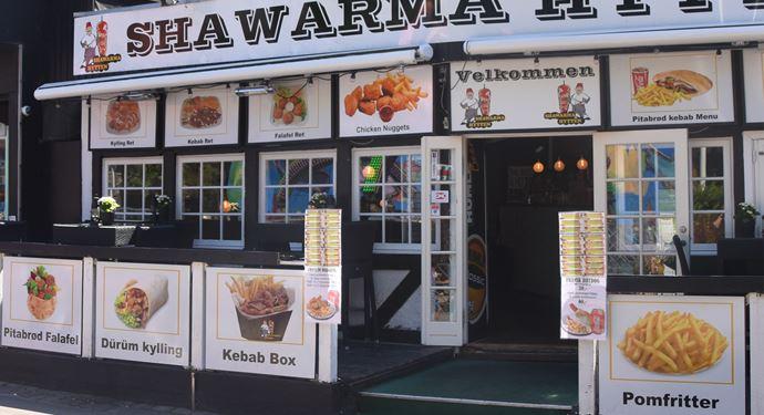 Bakken Restaurant Shawarma Hytten Kebab