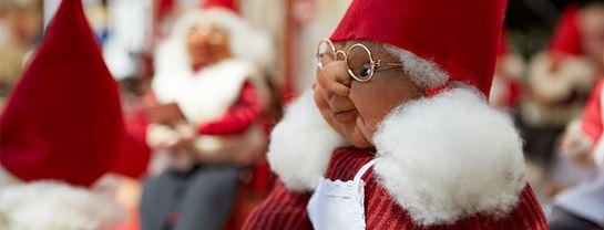 Bakken Jul Julemarked Nisse Julebod