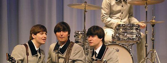 Beatles Revival Cover Koncert Friluftsscenen