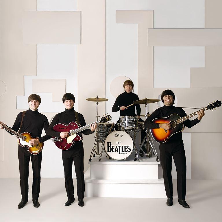 Beatles Revival Musik Bakken Friluftsscenen