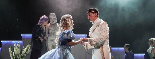 Mastodonterne Cirkusrevyen Askepot Skuespillere Teater Musical Underholdning Efteraar