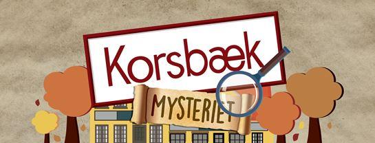 Korsbaek paa Bakken efteraar Mysteriet Aktivitet Underholdning