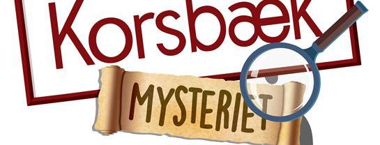 Korsbaek Bakken Skattejagt Mysteriet DR Underholdning Aktivitet Efteraar