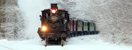 Nordsjællands Veterantog Jul på Bakken 2