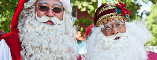 Julemændenes Verdenskongres JMV Julemand Santa Jim