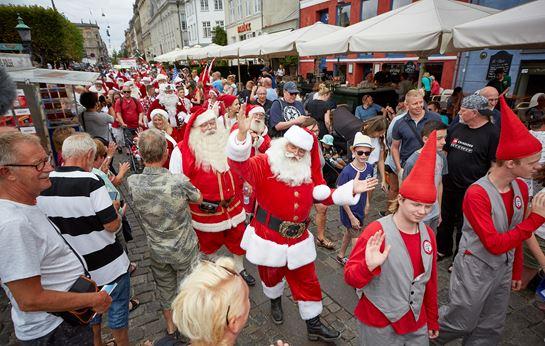 Julemændenes Verdenskongres JMV Parader København Nyhavn