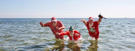Julemændenes Verdenskongres JMV Bellevue Fodbad