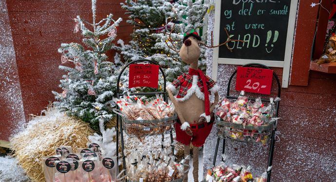 Jul på Bakken 2018 Julemarked Tilbud