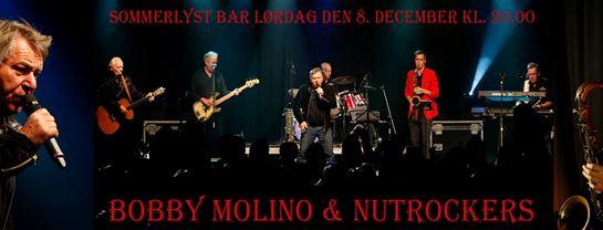 Bobby Molino Nutrockers Sommerlyst Musik Event Bar