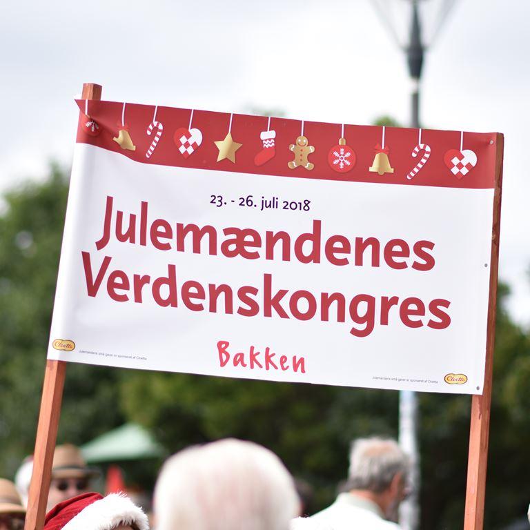 Information til Pressen vedrørende Julemændenes Verdenskongres på Bakken
