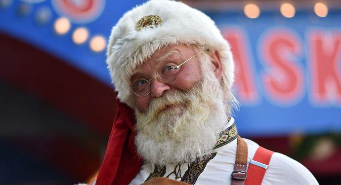 Julemændenes Verdenskongres JMV Julemand Klitnissen 2
