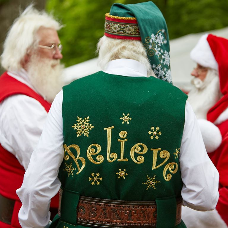 Information to the press regarding World Santa Claus Congress 2019 at Bakken