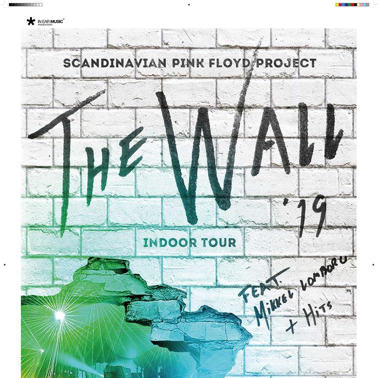 Legendariske The Wall opføres af Pink Floyd Project til CoverTirsdag på Bakken - og det er helt gratis!