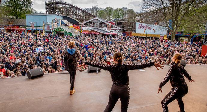 Bakken Underholdning Koncert Friluftsscenen Bastian 2018