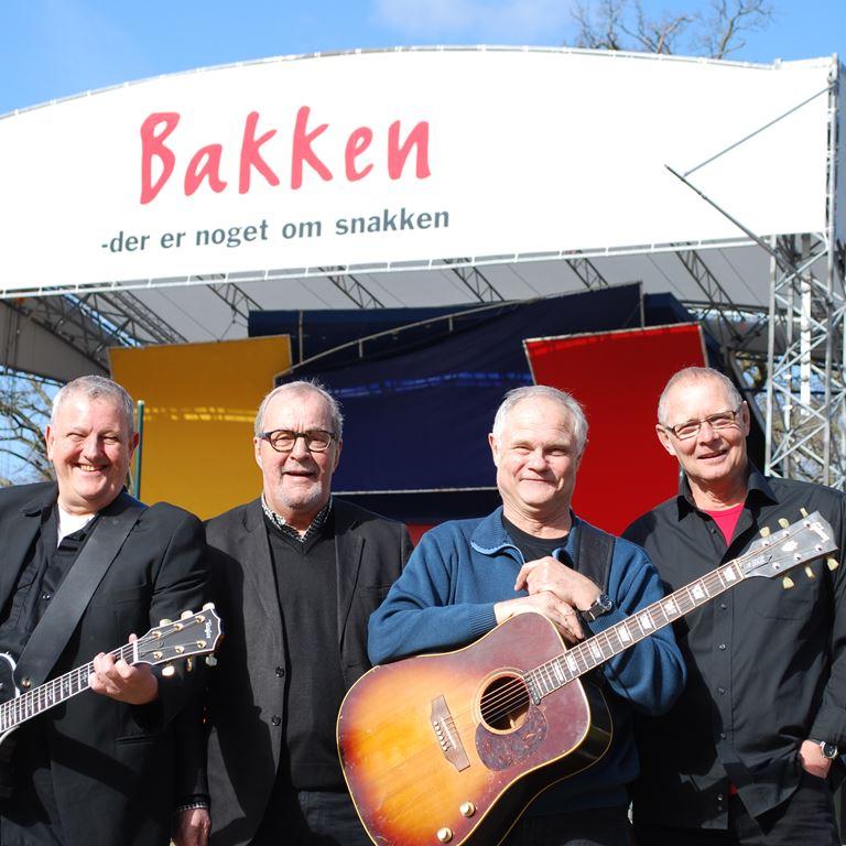 TirsdagsPigtråd på Bakken -  nostalgisk rockmusik på Friluftsscenen!