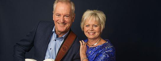 Korsbæk på Bakken Underholdning Keld og Hilda Heick Postgaarden 1