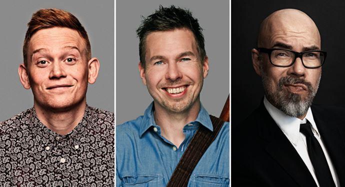 Bakken Underholdning Comedy paa Bakken 7. juni komikere lineup