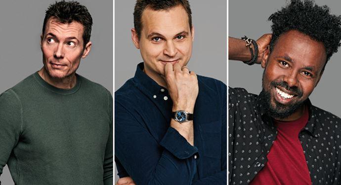 Bakken Underholdning Comedy paa Bakken 28. juni komikere lineup