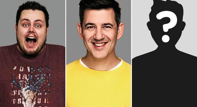Bakken Underholdning Comedy paa Bakken 21. juni komikere lineup