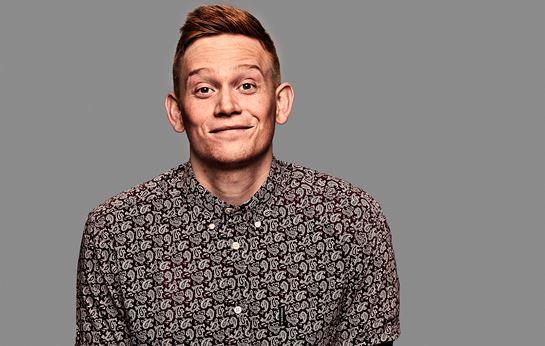 Bakken Underholdning Comedy paa Bakken Mikkel Klint Thorius