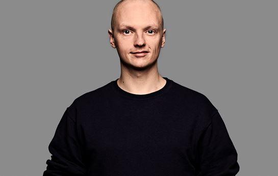 Bakken Underholdning Comedy paa Bakken Mikkel Rask