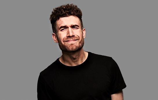 Bakken Underholdning Comedy paa Bakken Jacob Taarnhøj