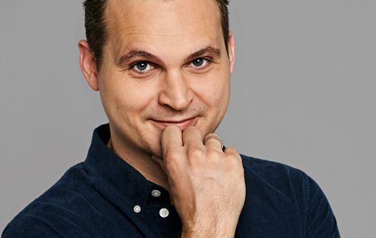 Bakken Underholdning Comedy paa Bakken Jesper Juhl
