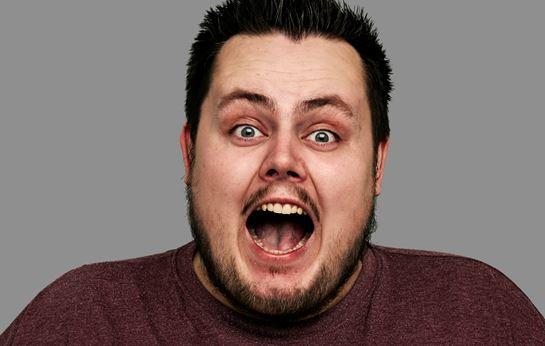 Bakken Underholdning Comedy paa Bakken Phillip Devantier