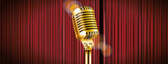 Bakken Underholdning Comedy paa Bakken Hero Mikrofon 2019