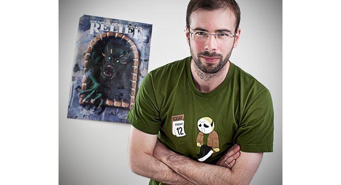 Horror-forsker Mathias Clasen holder foredrag på Bakken til Forskningens Døgn