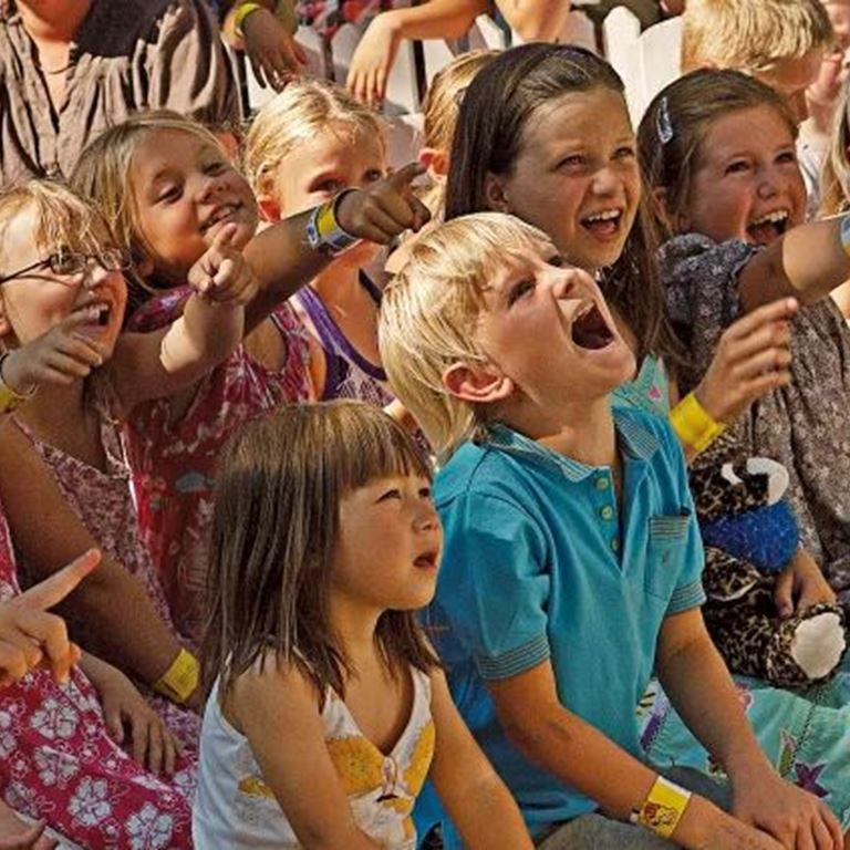 Gratis sommerferiesjov for børn