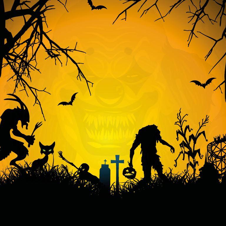 I efterårsferien er der døbt høstfest og halloween-uhygge på Bakken