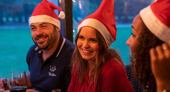 Bakken Jul Julefrokost I Lae Stemning Fest