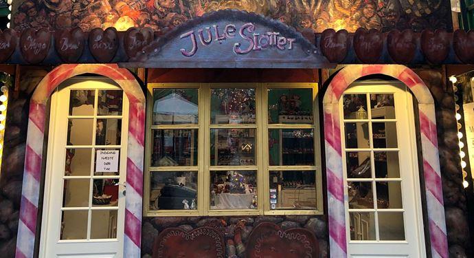 Bakken Jul Juleslottet Julemarked 2019 Barfoed