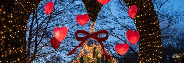 Bakken Jul Mistelten Pynt Stemning 2019