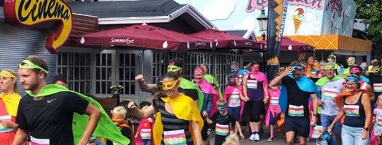 Legehelteløb Løb 2019 Børn Forældre Event